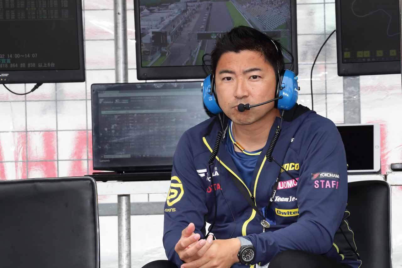 UOMO SUNOCO TEAM LEMANS 2019スーパーフォーミュラ第3戦SUGO レースレポート