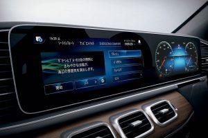 クルマ | 新型『メルセデス・ベンツGLE』が日本上陸。3列目シートやMBUXを初採用