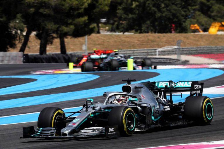 F1   メルセデスF1代表がポール・リカールのコース改善を提案。「ミストラル・シケインを廃止して長いストレートを作るべき」