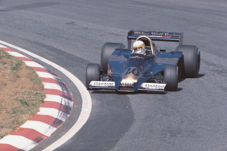 F1 | ニキ・ラウダ、ロニー・ピーターソン、ジョディ・シェクターも……1970年代のF1は皆ドリフトしていた