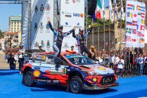 ラリー/WRC | WRC:タイトル獲得目指すヒュンダイ、第9戦フィンランドで元シトロエンのブリーン起用へ