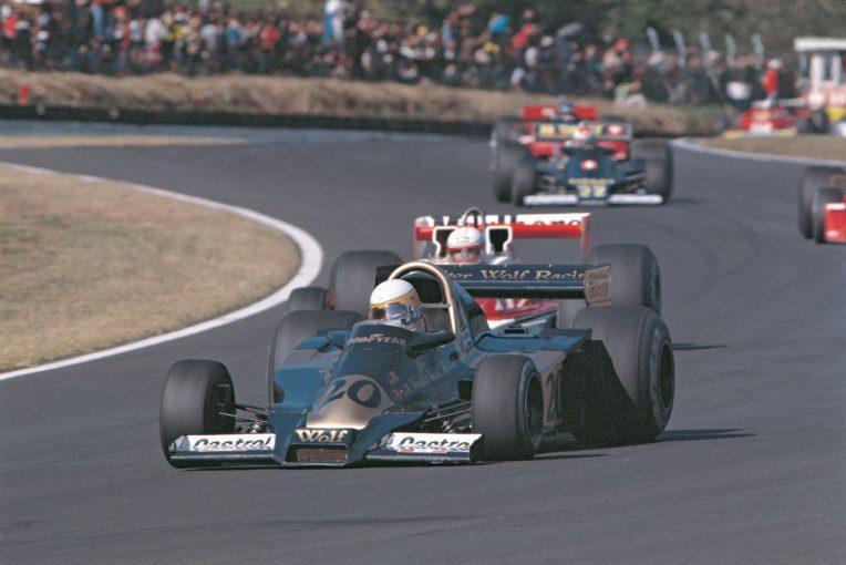 F1 | 「フランク・ウイリアムズは私がクビにした」。名門ティレルから新興ウルフへの移籍秘話【ジョディ・シェクター インタビュー】