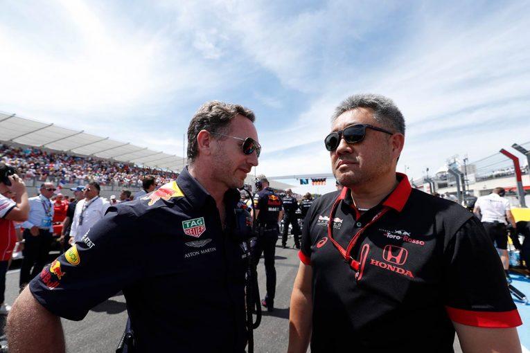 F1 | ホンダF1山本MDインタビュー:チームが苦戦するなかでも上位入賞したフェルスタッペンを絶賛。「数少ないチャンスを確実にものにしますね」