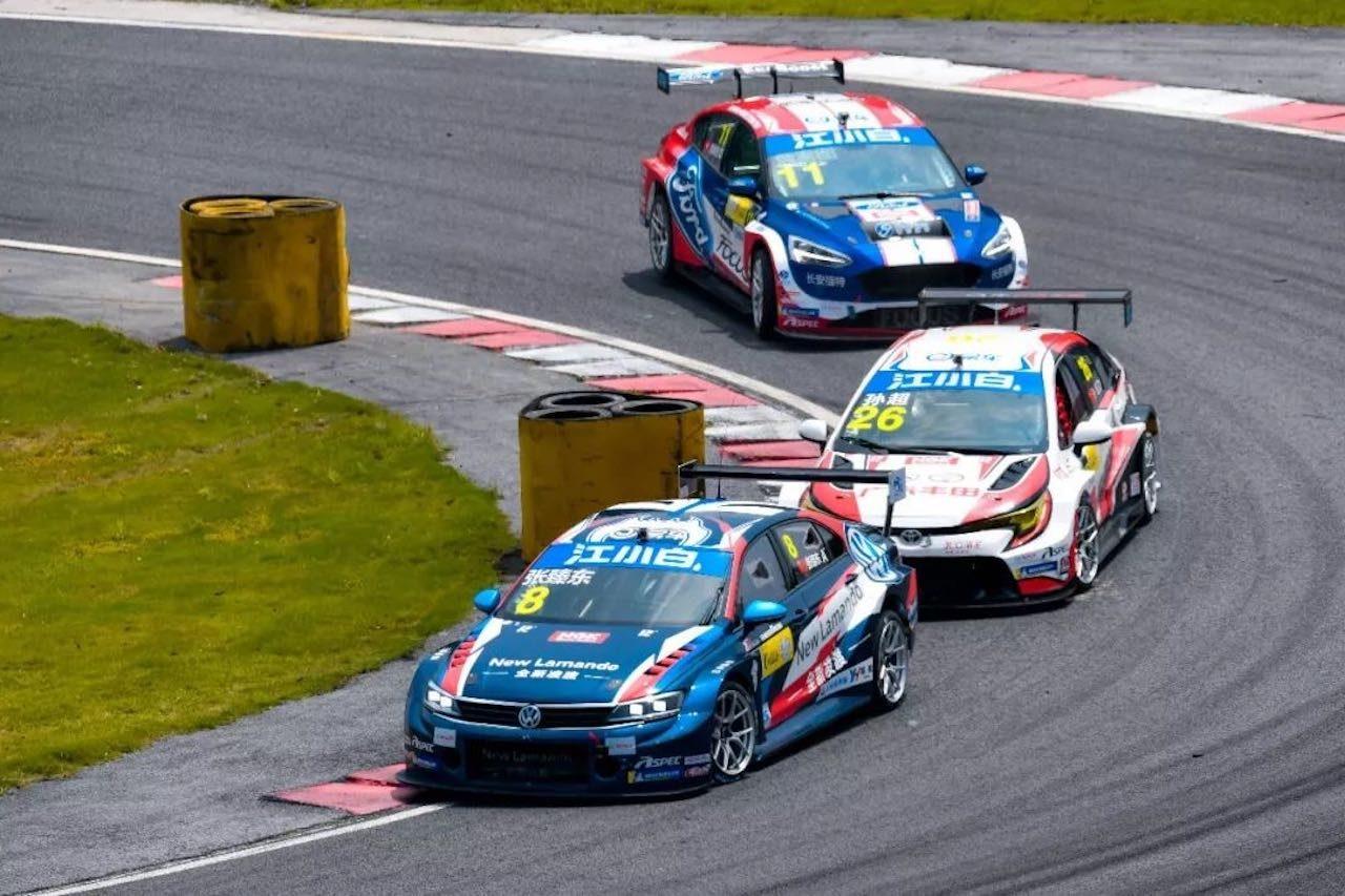 CTCC第3戦:新型キアK3 2.0Tが最後尾から逆転勝利。トヨタも初の3位表彰台