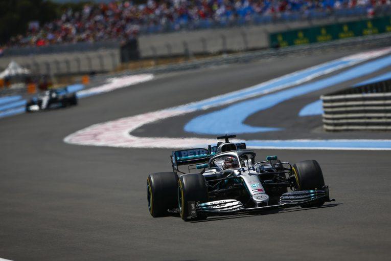 F1 | メルセデスF1、8戦全勝も「マシンの大手術が必要だった」。信頼性改善は急務と代表語る