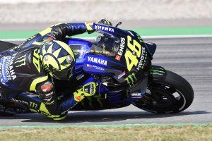 MotoGP | ロレンソの転倒による被害者3人の中で、バレンティーノ・ロッシが一番冷静だったという。