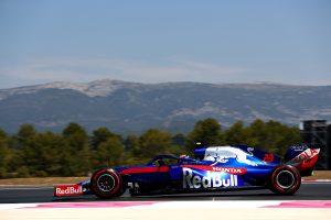 F1 | ホンダF1、スムーズなデビュー果たしたスペック3を、オーストリアでは4台に搭載。アルボンはグリッド降格へ