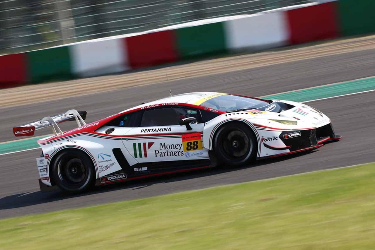 JLOC 2019スーパーGT第3戦鈴鹿 レースレポート
