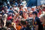 マックス・フェルスタッペン(レッドブル・ホンダ)が2019年F1第9戦オーストリアGPを前にグラーツでデモランイベント