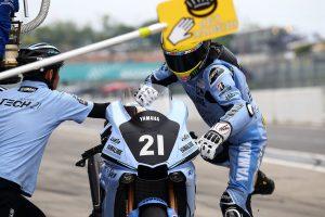 MotoGP | ピット作業の様子