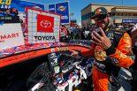 海外レース他 | NASCAR第16戦:トゥルーエクスJr.がシーズン4勝目。カイル・ブッシュが2位でトヨタがワン・ツー