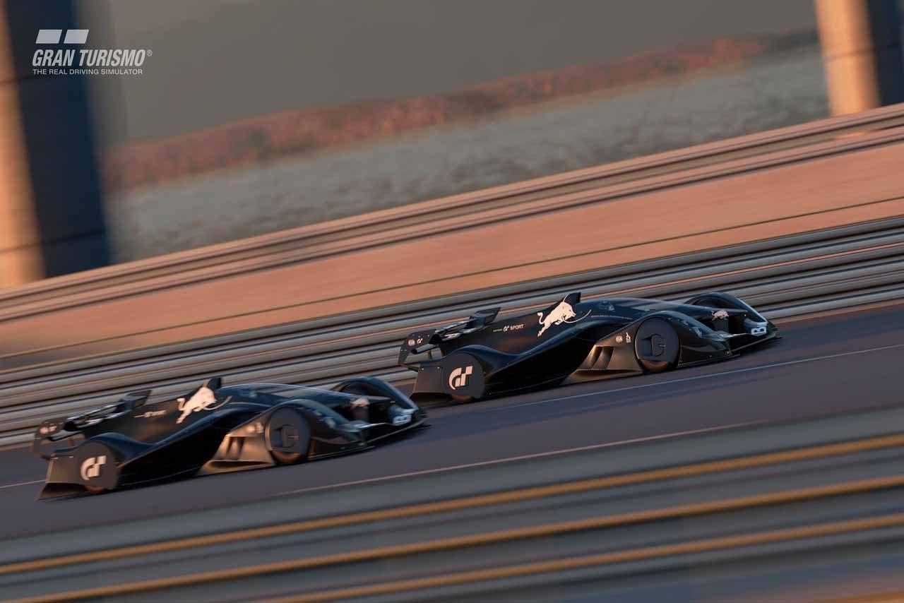 グランツーリスモSPORTのアップデートが配信開始。レッドブルXシリーズ最新モデルが登場