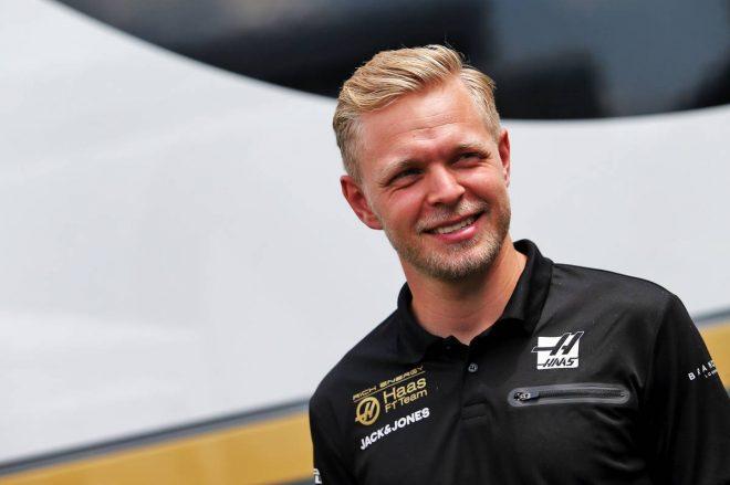 2019年F1第9戦オーストリアGP ケビン・マグヌッセン(ハース)
