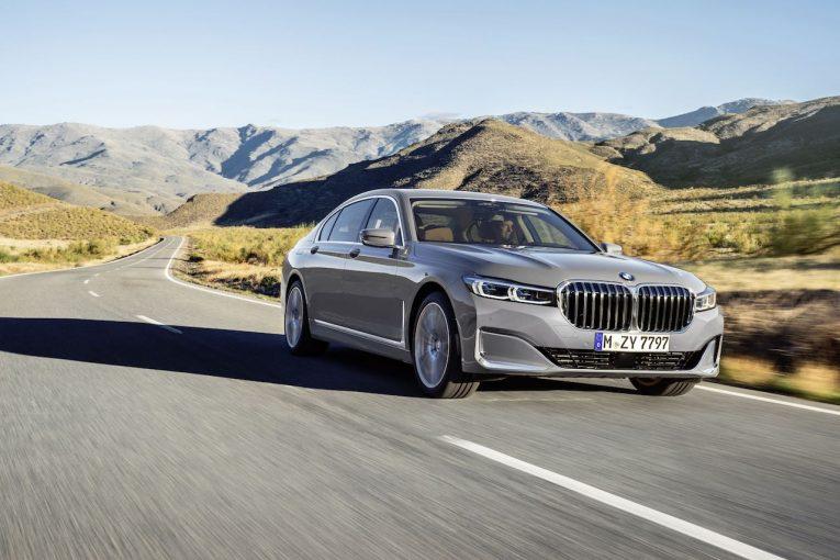 クルマ | 威風堂々、デザイン刷新。『BMW 7シリーズ』登場。ハンズオフ機能や新エンジンも搭載