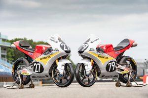 MotoGP | MotoGP:RC143のレプリカカラー登場。ホンダが世界選手権参戦60周年の記念イベントを実施