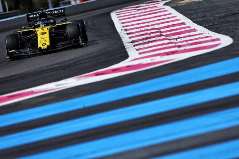 F1 | 「入賞圏外まで落とされるのは厳しすぎる」リカルド、フランスGPでのペナルティに不満。インシデントの扱いにも疑問残す