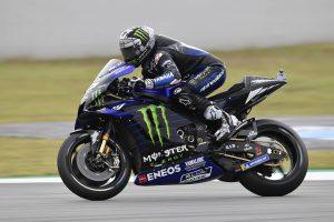 MotoGP | ハードクラッシュ続出のMotoGPオランダGP初日、首位ビニャーレス、2番手クラルタラロでヤマハがワン・ツー