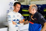 F1 | アルボン、新スペックPU投入で後方グリッドに降格「ロングランは強力、決勝に期待」トロロッソ・ホンダ F1オーストリアGP金曜