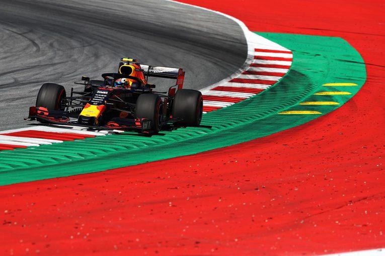 F1 | レッドブル・ホンダF1密着:上位ドライバーが影をひそめたF1オーストリアGP初日。まだ楽観できないガスリーの3番手