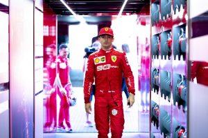 F1 | ルクレール「マシンのフィーリングがよく、速さを発揮できた。予選が楽しみ」:フェラーリ F1オーストリアGP金曜