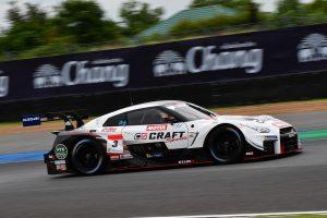スーパーGT | スーパーGT:第4戦タイ開幕。公式練習はCRAFTSPORTS GT-R最速、KEIHIN NSX、リアライズGT-Rが続く