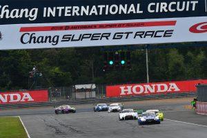 スーパーGT | 【タイム結果】2019スーパーGT第4戦タイ 公式練習