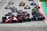 海外レース他 | FIA-F3第3戦オーストリア レース1:18歳のビプスが逆転勝ち。角田、名取は悪い流れを断ち切れず