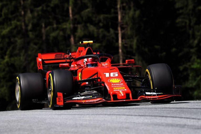 F1 | ルクレールがトップタイム【タイム結果】F1第9戦オーストリアGPフリー走行3回目