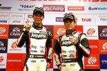 スーパーGT | スーパーGT第4戦タイ:HOPPY 86松井孝允「新しいタイヤがいい方向に」/GT300ポールポジション会見