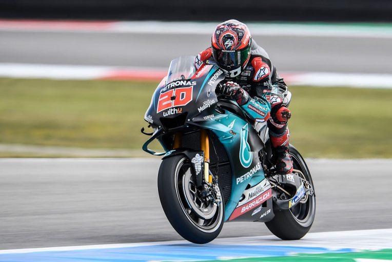 MotoGP   【順位結果】2019MotoGP第8戦オランダGP MotoGPクラス予選