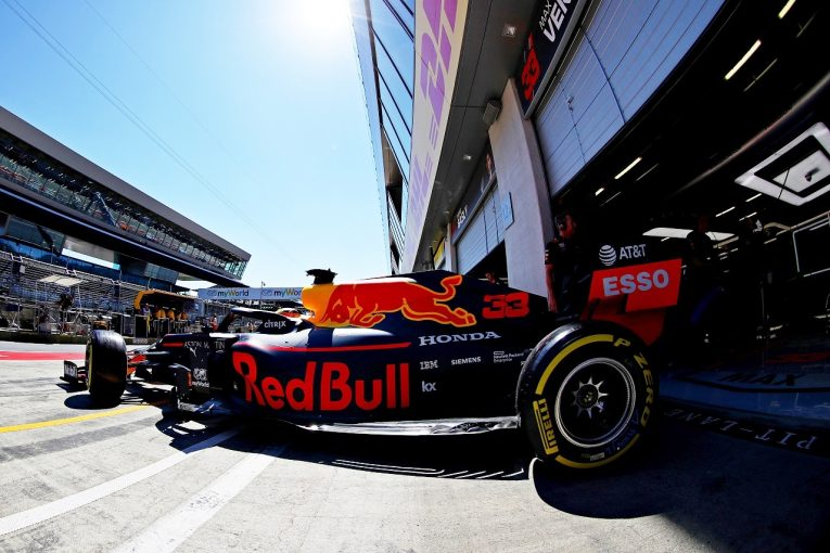 F1 | ホンダF1が2006年以来のフロントロウ「フェルスタッペンが今季ベストの予選。ここから好結果を狙える」と田辺TD:オーストリアGP