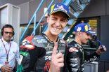 MotoGP | クアルタラロがMotoGPオランダGPで3度目のポール獲得。マルケスは2019年シーズンで初めて1列目逃す