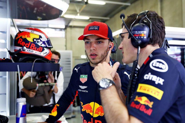 F1 | ガスリー予選9番手「自分にがっかり。マシンは強力なのに肝心な時にミス」:レッドブル・ホンダ F1オーストリアGP土曜