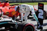F1 | F1 Topic:ハミルトンの決勝4番グリッドはなぜ?スターティンググリッドをめぐる混乱