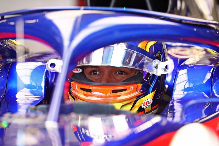 "F1 | アルボン、""戦略的理由""でパワーユニットを追加交換「最後列から入賞を狙う」:トロロッソ・ホンダ F1オーストリアGP土曜"