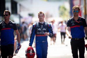 F1 | クビアト、トラフィックで予選18番手「マシンにはQ3に進める速さがあったのに」トロロッソ・ホンダ F1オーストリアGP