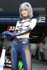 エヴァンゲリオンレーシングRQ2019