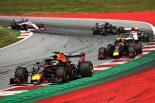 F1 | 【速報】フェルスタッペンが逆転優勝!ホンダF1、2006年ハンガリーGP以来となる13年ぶりの勝利を飾る/F1第9戦オーストリアGP決勝