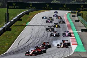 F1 | 【順位結果】F1第9戦オーストリアGP決勝