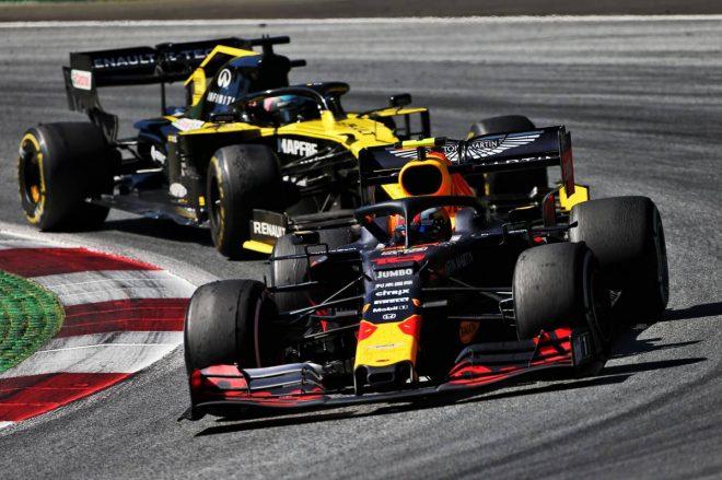 2019年F1第9戦オーストリアGP ピエール・ガスリー(レッドブル・ホンダ)