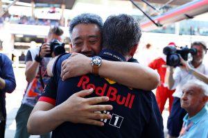 F1 | ホンダ山本雅史MD優勝インタビュー(1):「このチャンスを絶対にモノにしたかった」。ミーティングを重ねホンダが一丸となって掴んだ勝利