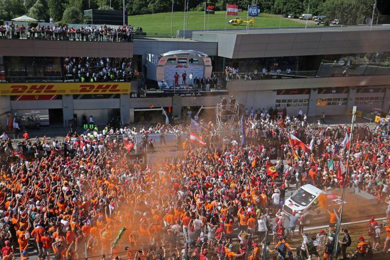F1 | フランスGPの中止が正式決定。F1ボス、7月5日のオーストリア開幕を目指すとコメント