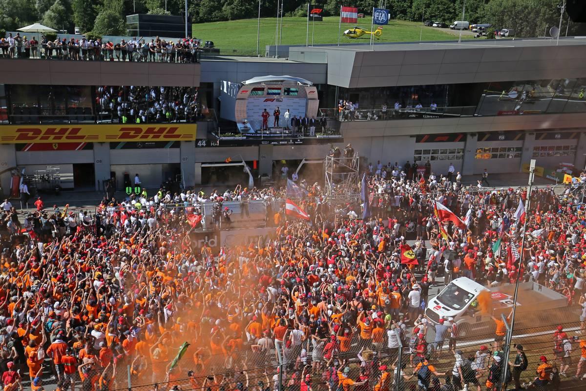 Photo of フランスGPの中止が正式決定。F1ボス、7月5日のオーストリア開幕を目指すとコメント   F1   autosport web   オートスポーツweb