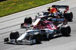 2019年F1第9戦オーストリアGP キミ・ライコネン(アルファロメオ)