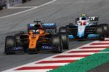 2019年F1第9戦オーストリアGP カルロス・サインツJr.(マクラーレン)