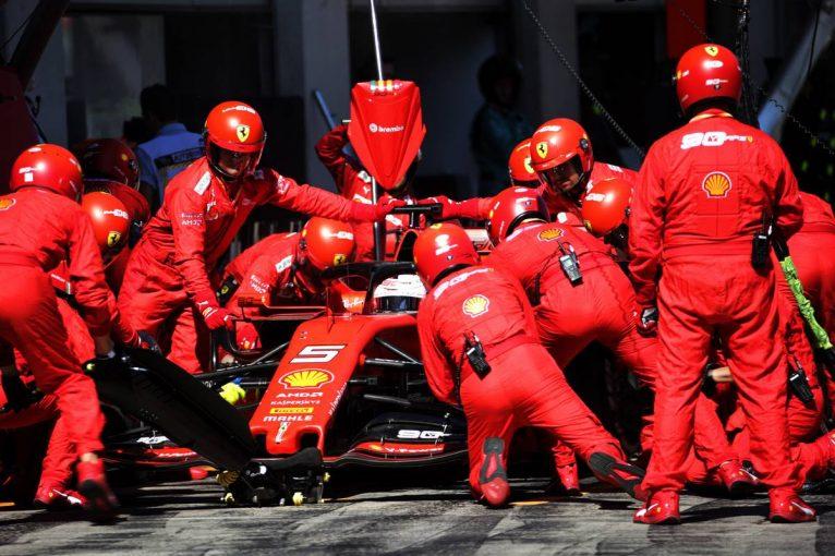 F1 | 「マシンとコースの相性は良くない」フェラーリF1、アップデート投入を継続もイギリスGPでの苦戦を覚悟