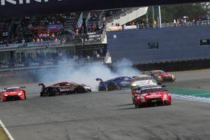 スーパーGT | ホンダNSX-GT、悪夢のような3台同士討ちはどうして起きたのか。3ドライバーのコメントで状況を振り返る