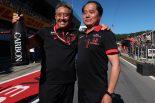F1 | ホンダF1田辺TD優勝インタビュー(2):「自分たちの技術を信じて続けてくれたから、いまがある」。スタッフへの労いと表彰台で起きた『ホンダ・コール』