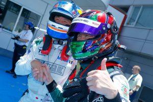 PR | トップアマチュアのジェントルマンドライバーが多数参加する