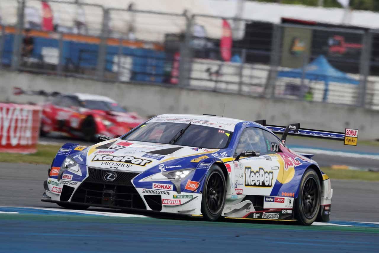 LEXUS GAZOO Racing 2019スーパーGT第4戦タイ レースレポート